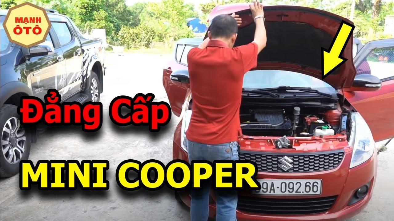 Đẳng Cấp Của Mẫu Xe Mini Cooper Bán Chạy Nhất Thị Trường - Mạnh Ô Tô
