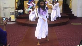 Shakinah Glory Dance Ministry 2015 Father