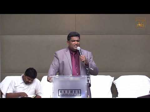 Bethel Tamil AG Church-Doha,Qatar  | Friday Service | 06-Dec-2019