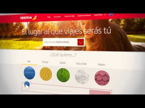 Vive tu experiencia Iberia - Iberia.com