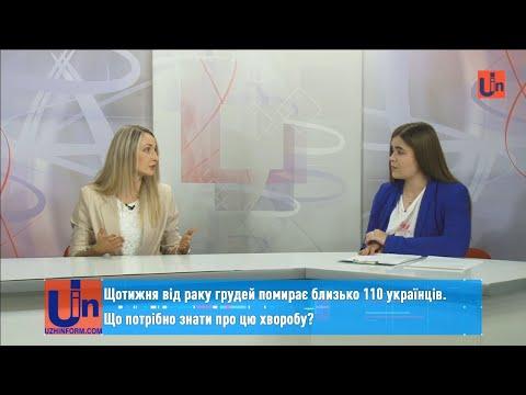 Щотижня від раку грудей помирає близько 110 українців. Що потрібно знати про цю недугу?