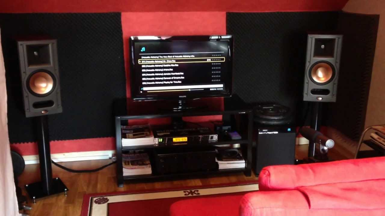 installation hifi 2 1 flac behringer deq2496 onkyo a. Black Bedroom Furniture Sets. Home Design Ideas