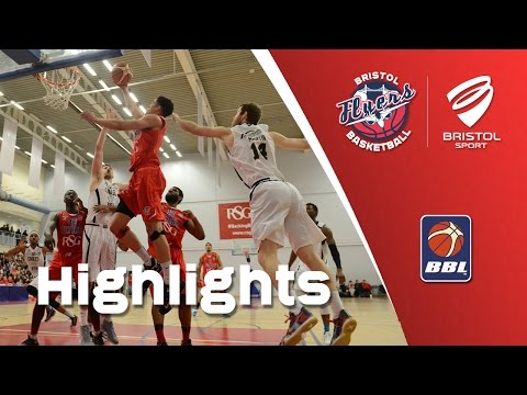 HIGHLIGHTS: Bristol Flyers 66-106 Newcastle Eagles