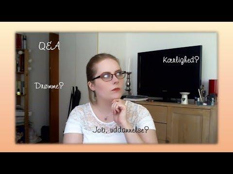 Danish   Q&A  Ask Gitte: Kærlighed, jobuddannelse, drømme