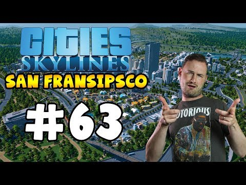 Sips Plays Cities Skylines (11/5/2018) #63 - It's Beautiful