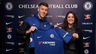 BREAKING NEWS: Ross Barkley Signs For Chelsea
