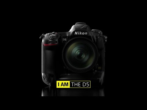 Nikon D5: Product Tour