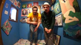 "AllOne & D.o.drent - ""Creative Differences"" live music video"