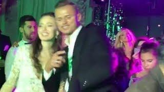 Свадьба Тарасова и Костенко💍👰💜 Сторис гостей