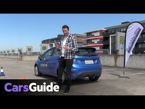 How to do an emergency lane change - Dauer: 55 Sekunden