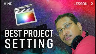 Learn FCP X Tutorial DVD Hindi - How Open Final Cut Pro X