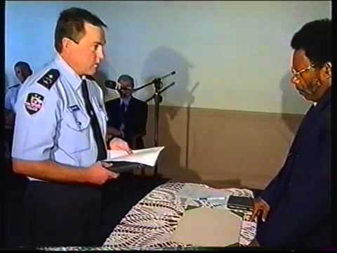 Solomon Islands Intervention 2003 news clip