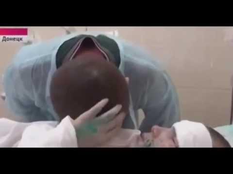 Градами оторвало ноги и руку у 8 летнего мальчика