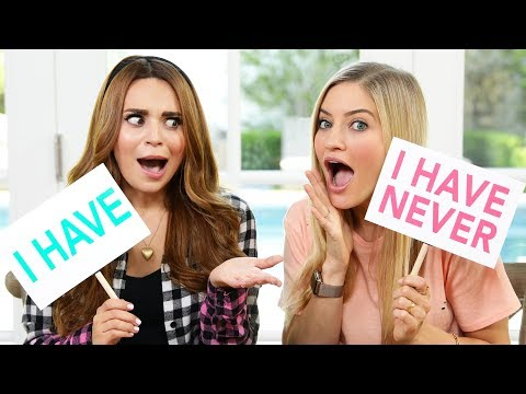 NEVER HAVE I EVER w/ Rosanna Pansino & iJustine!