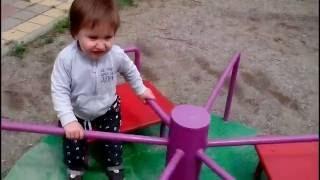 Детская площадка. Сказка про репку.