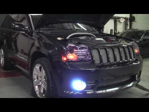 Jeep SRT8 440 Custom Built for Garrison Hearst