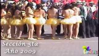 Carnaval Tenancingo Tlaxcala (Sección 5ta 2009)