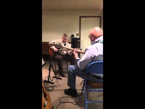 Gary Grubbs playing I