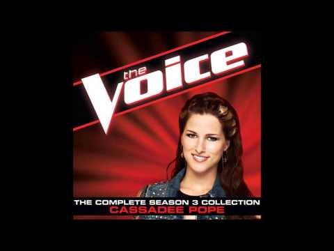 Stupid Boy Piano Karaoke By Ear (Actual performance version from Cassadee Pope - THE VOICE)