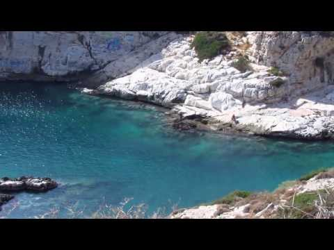 swimming coves on the Athens Riviera MVI 3406