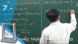 Cover images Vật lý 12 Bài 15: Công suất dòng điện xoay chiều | HỌC247
