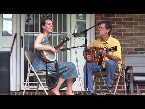 Sarah Wood - House Carpenter - Jim's Birthday Old Time Jam