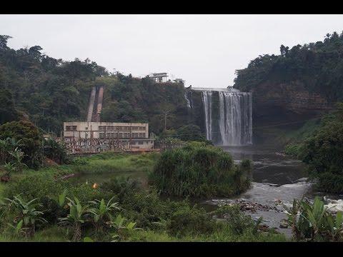 Brazzaville: Visite guidée du Barrage de Moukoukoulou. Par Victor Foutou