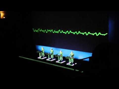 Kraftwerk elektro kardiogramm live in copenhagen 2015