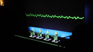 Kraftwerk - Elektro Kardiogramm  - Live in Copenhagen 2015