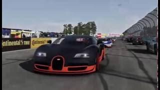 Forza Motorsport 6: Biggest crashes-part 1