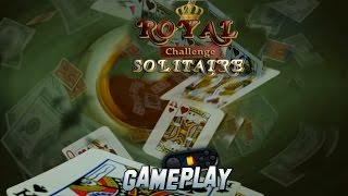 Royal Challenge Solitaire PC Gameplay