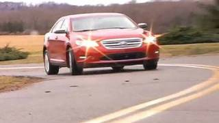 2010 Ford Taurus AWD Review