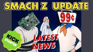 SMACH Z Updates - DMCA claim, Reddit AMA, Twitter meltdown, and NEW EVIDENCE!