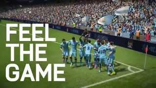 """FIFA 15 - """"New Player Faces & Stadiums"""" Barclays Premier League 3 [EN]"""