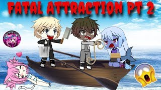 Sharkboy&Sharkgirl's Fatal Attraction 2|GACHA LIFE Gachaverse Mini Movie Love Story|GLMM