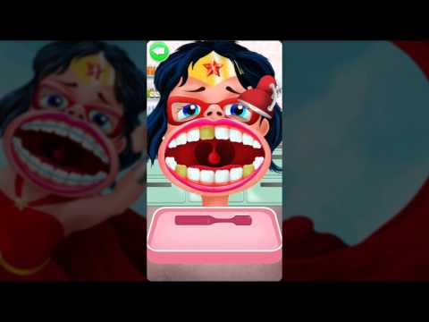 Super Kids Braces Dentist Game