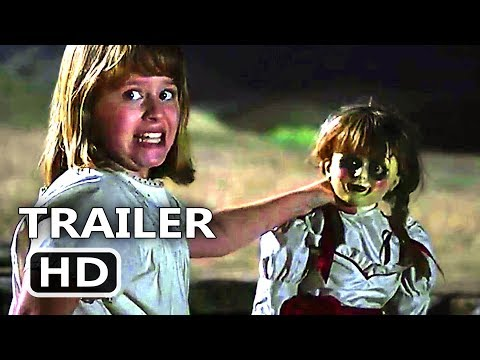 АNNАBЕLLЕ 2 Official Trailer # 2 (2017) New Movie HD