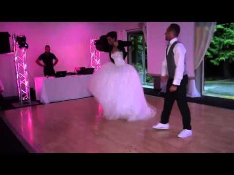 ouverture de bal de mariage Mélanie et rudy 29 aout 2015