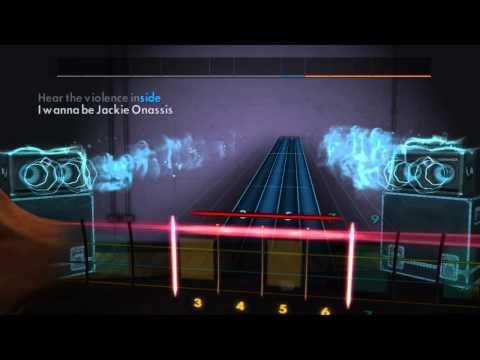 Rage Against The Machine - Tire Me - Rocksmith 2014 CDLC bass playthrough