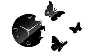 Проверено на себе! - Обзор настенных часов.