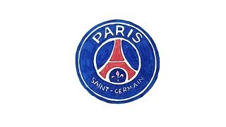 How to Draw the PSG Logo