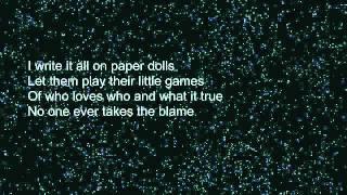 Celine Dion - Thankful (Lyrics)