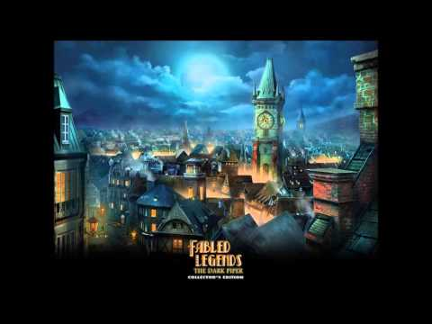 Fabled Legends: The Dark Piper Soundtrack - Town Mystery