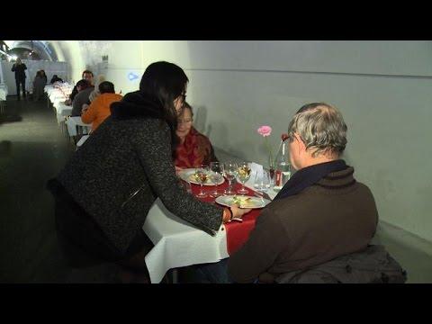 Inauguration en France de la Biennale internationale du goût
