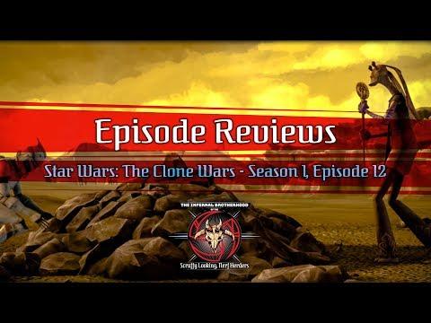 Star Wars: The Clone Wars - Season 1, Episode 12 - The