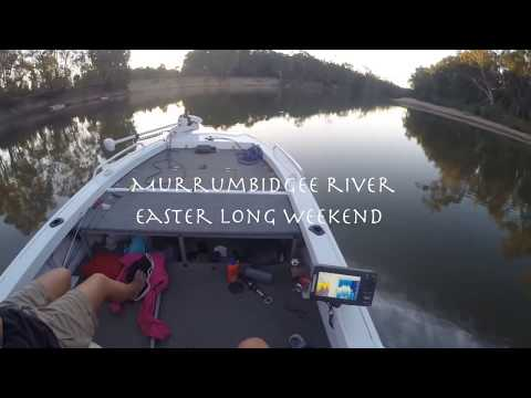 Murrumbidgee Long Weekend - Murray Cod Fishing