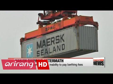 Hanjin Shipping pandemoneum shocks global trade market