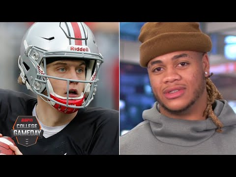Joe Burrow, Chase Young Share 'Welcome To College Football' Moments | Countdown To GameDay