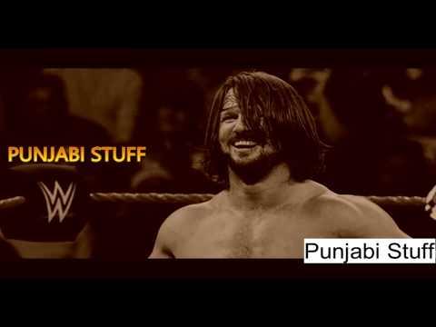 Sardar Sippy Gill || wwe punjabi || Jinder...