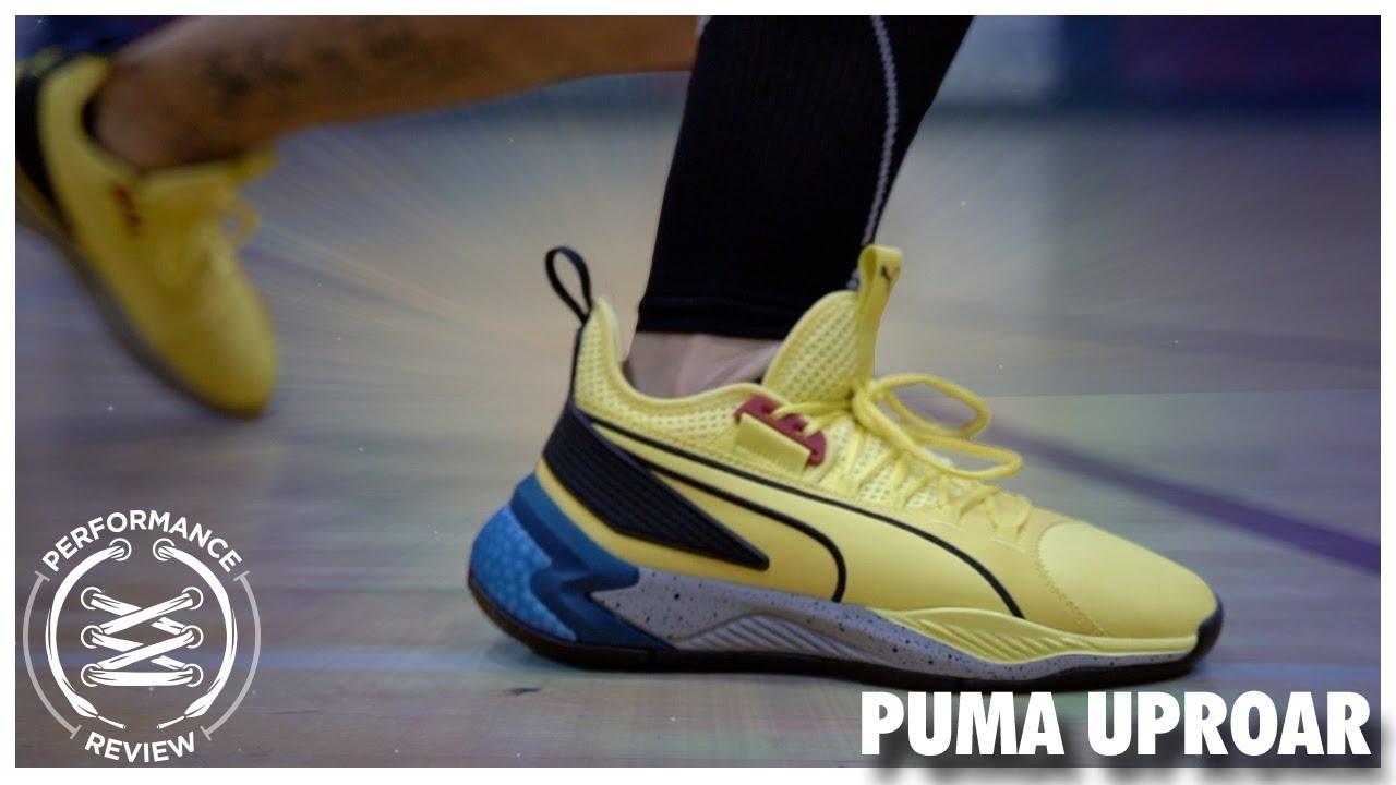 Puma Uproar Performance Review